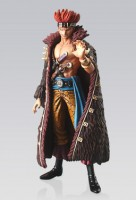 One Piece - Super One Piece Styling Valiant Material - Eustass Kid - Bandai