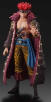 One Piece - Super One Piece Styling Voyage To The New World - Eustass Kid - Bandai