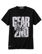 One Piece - T-shirt Gear 2nd Noir - Uniqlo