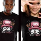 One Piece - T-shirt One Neko Chopper - Nekowear