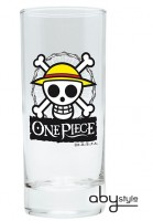 One Piece - Verre Skull Luffy - ABYstyle
