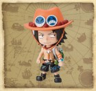 Portgas D. Ace - Chibi-arts