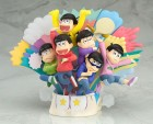 Osomatsu-san - Diorama Figure - Orange Rouge