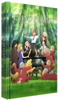 goodies manga - Piano Forest - OST Book