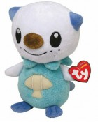 Moustillon - Peluche Beanie Baby - Ty Incorporated