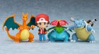 goodies manga - Red, Florizarre, Dracaufeu & Tortank - Nendoroid Ver. Champion