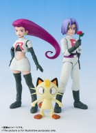 goodies manga - Team Rocket - S.H. Figuarts - Bandai