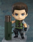 goodies manga - Chris Redfield - Nendoroid