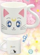 goodie - Sailor Moon - Mug Artemis - Bandai