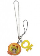 Sailor Moon - Strap Cell Charm - Sailor Venus - Great Eastern Entertainment
