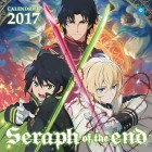 Seraph Of The End - Calendrier 2017 - Ynnis