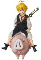 Meliodas - Real Action Heroes DX - Medicom Toy