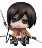 Attaque Des Titans (l') - Trading Figures - Mikasa - Media Factory