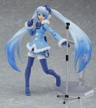 goodie - Snow Miku - Figma Ver. Fluffy Coat