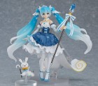 Snow Miku - Figma Ver. Snow Princess