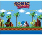 goodie - Sonic - Tapis De Souris Green Hills Level - Abystyle