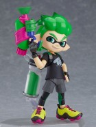 Goodie - Inkling - Splatoon Boy - Figma DX Edition