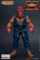 Akuma - Action Figure Ver. Nostalgic Costume - Storm Collectibles