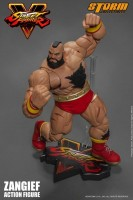 Zangief - Action Figure - Storm Collectibles
