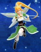 goodies manga - Leafa - High Grade Figure - SEGA