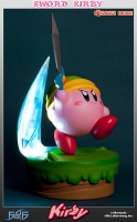 Kirby - Ver. Sword Kirby Exclusive - First 4 Figures