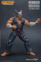 Heihachi Mishima - Action Figure - Storm Collectibles