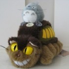 Mon Voisin Totoro - Peluche Totoro & Chat Bus Ver. Suction Cup - Sun Arrow