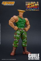 Guile - Storm Collectibles