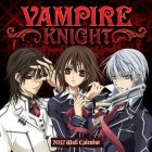 Vampire Knight - Wall Calendar 2012 - Aquarius