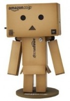 Goodie -Cartox - Ver. Amazon Mini - Revoltech