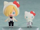 goodie - Yuri!!! On Ice x Sanrio Characters - Yûri x Hello Kitty B - Orange Rouge