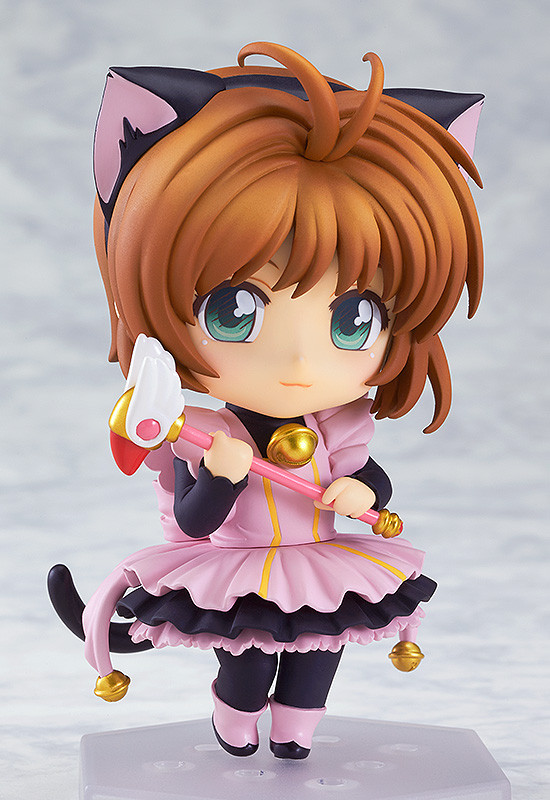 La Collection de Serenity Card-captor-sakura-sakura-kinomoto-nendoroid-co-de-black-cat-maid-1