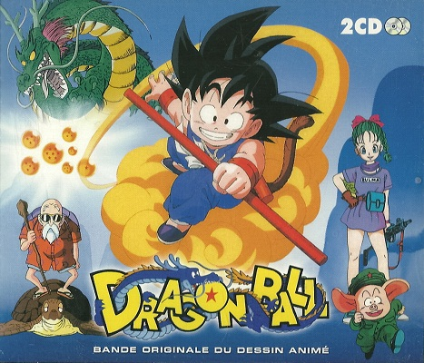 Dragon Ball - CD Bande Originale - Loga-Rythme