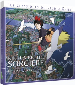 Kiki la Petite Sorcière - CD Bande Originale