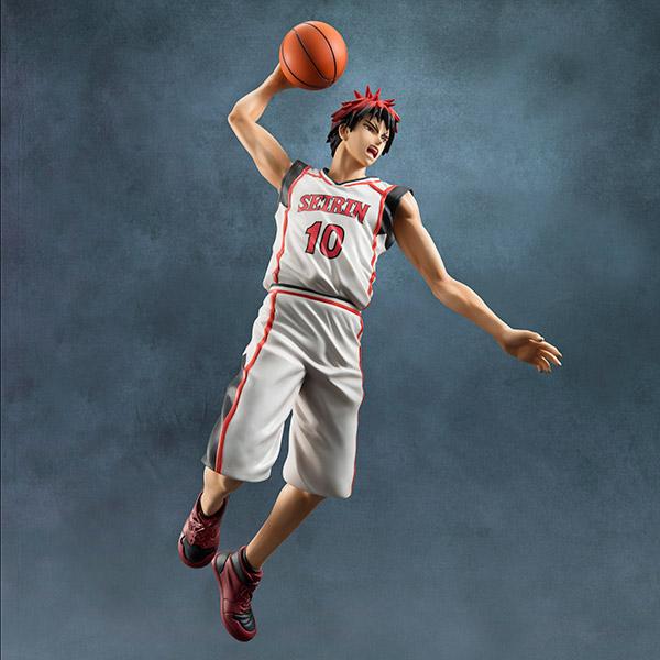 goodie taiga kagami - kuroko no basket figure series - megahouse