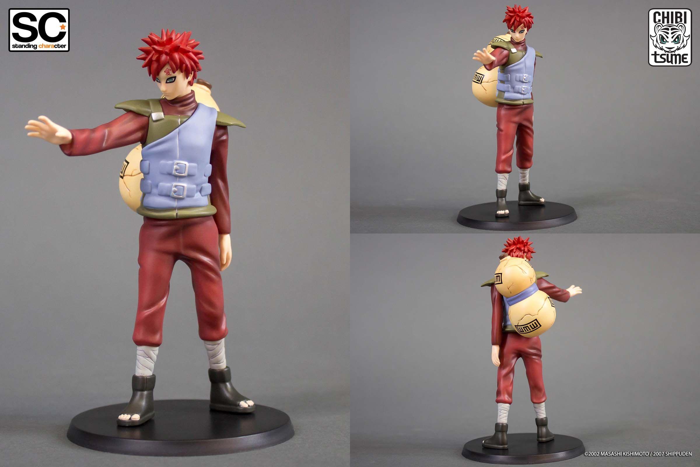 goodie - Gaara - SC - Standing Characters - Tsume