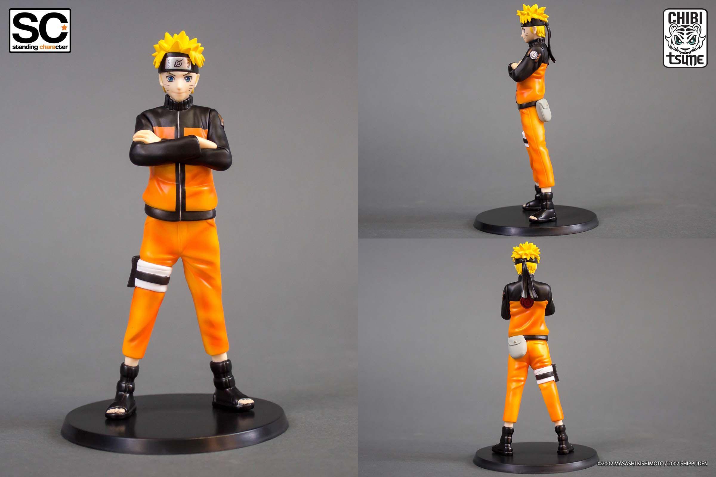 goodie - Naruto Uzumaki - SC - Standing Characters - Tsume