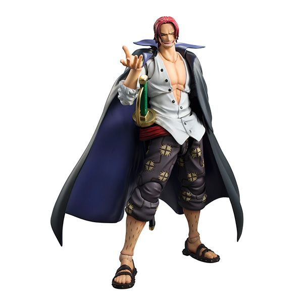 episode one piece shanks rencontre barbe blanche