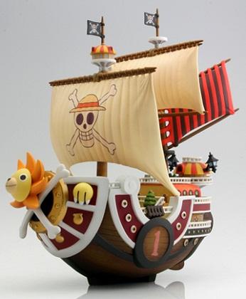 Figurine one piece bateau - Poster one piece pas cher ...