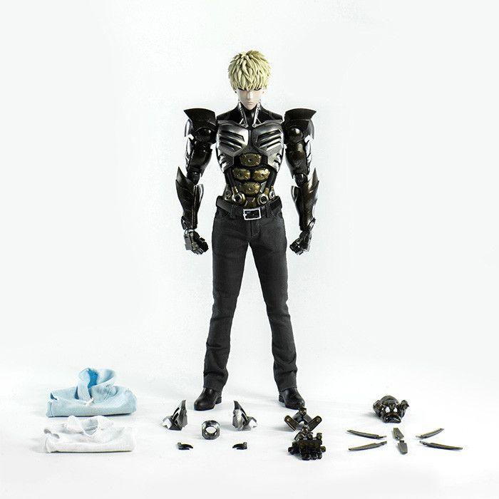 goodie - Genos - Figurine Articulée - Threezero