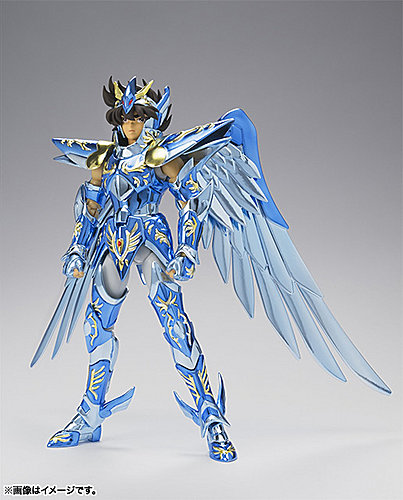 bandai figurines manga saint seiya saint cloth myth lion  figurines  bandai
