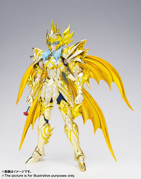 goodie - Myth Cloth EX - Aphrodite chevalier d'or des Poissons Ver. Soul of Gold