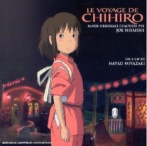 Voyage de Chihiro (le) - CD Bande Originale