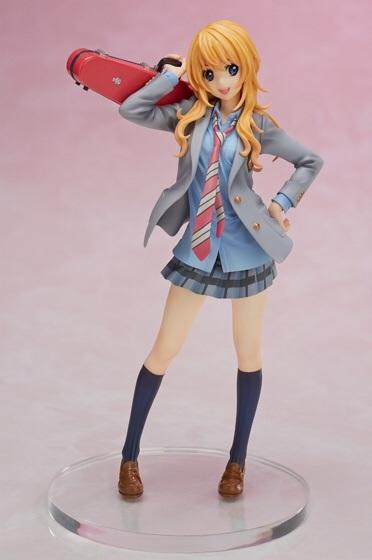 figurine manga fille
