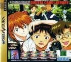 Jeu Video - Neon Genesis Evangelion Digital Card Library