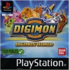 jeux video - Digimon World