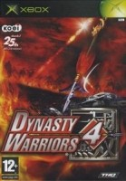 Jeu Video - Dynasty Warriors 4