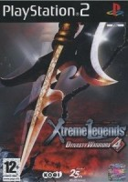 Jeu Video - Dynasty Warriors 4 - Xtreme Legends