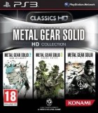 jeu video - Metal Gear Solid HD Collection