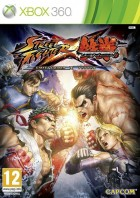 Jeu video -Street Fighter X Tekken